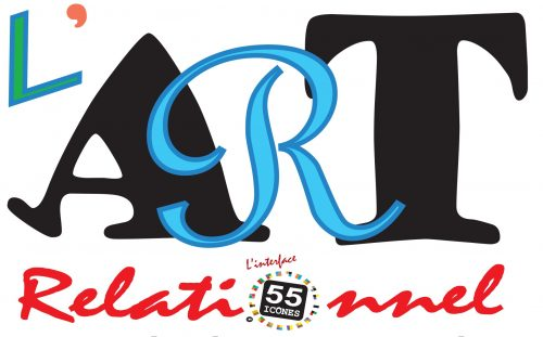 L'art relationnel Logo